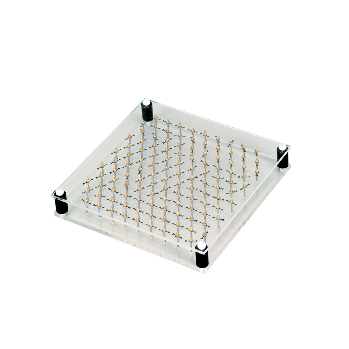 modelo magn tico sextavado 1002975 u15350 campo magn tico 3b scientific. Black Bedroom Furniture Sets. Home Design Ideas
