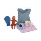 Mini Model Set: Pocket Uterus, Baby, and Pelvis (6 Pieces), 1018407 [W43092], Obstetrícia